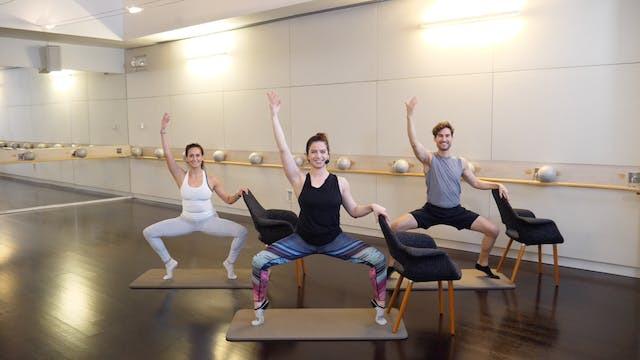 Advanced Barre with Sarah Ambrose 2