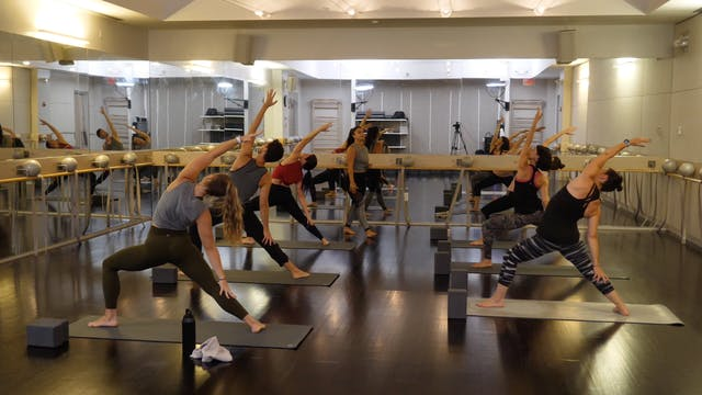 In-studio: Power Yoga with Nicole Uri...