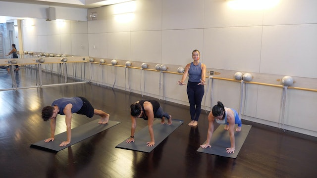 Power Yoga with Nicole Uribarri