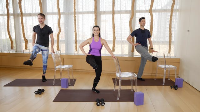 Total Body Barre