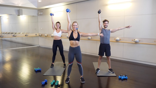 HIIT30 Strength 2 with Kate Havlicek