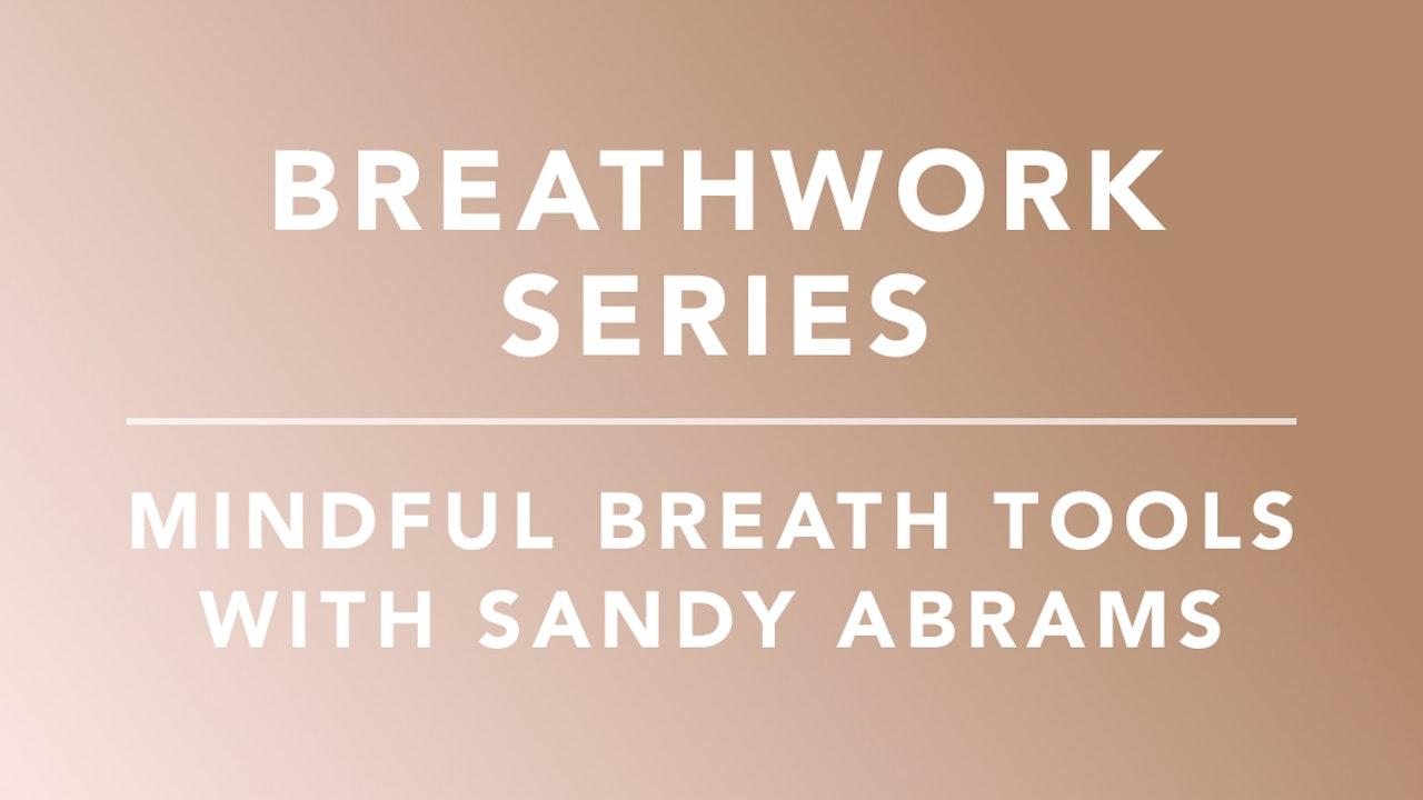 Breathwork Series with Sandy Abrams