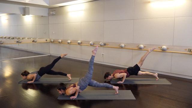 Power Yoga with Liz Wexler