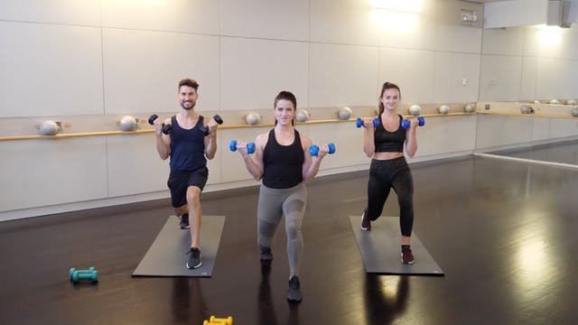 HIIT+Barre(less) with Sarah Ambrose