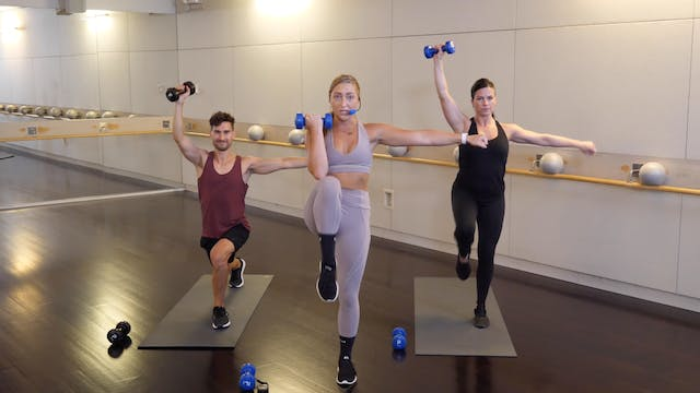 HIIT30 Strength with Kate Havlicek