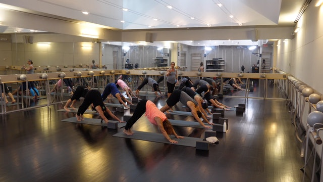 Power Yoga with Erin Jacques, 7.31.19