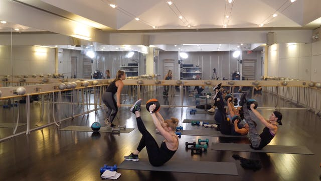 In-studio: HIIT30 with Kate Havlicek,...