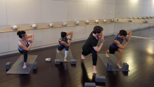 Power Yoga with Blocks with Kevin Mur...