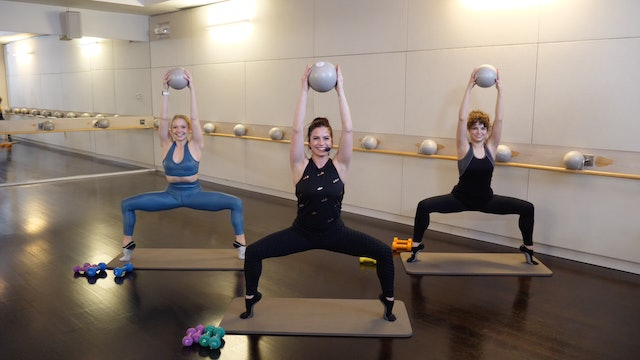 Barre(less) Express with Sarah Ambrose