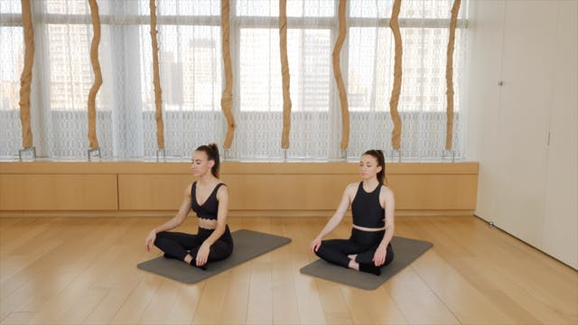 Meditation for Mind + Body