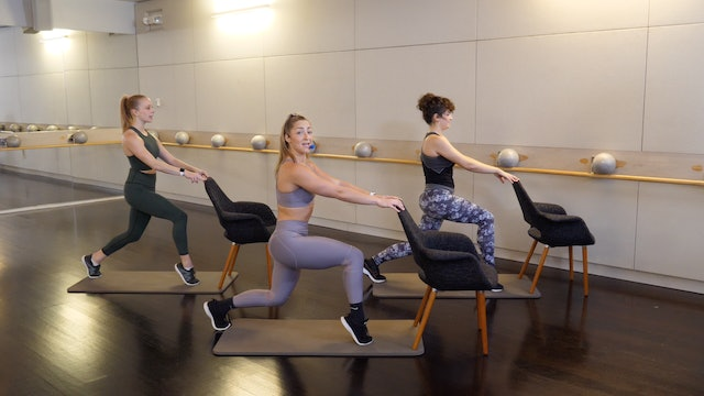 HIIT+Barre with Kate Havlicek
