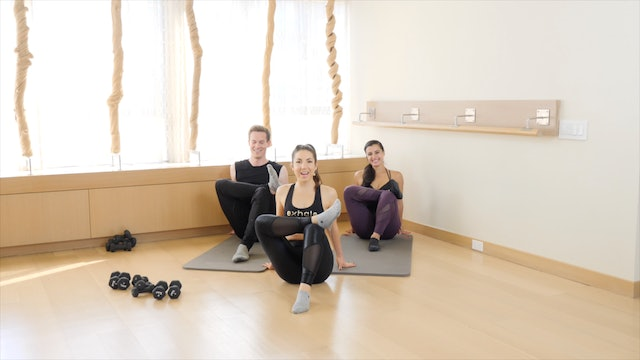 Advanced Ripped Barre