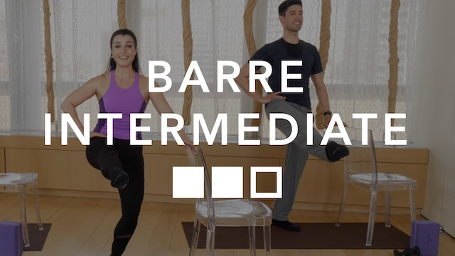 Barre Intermediate