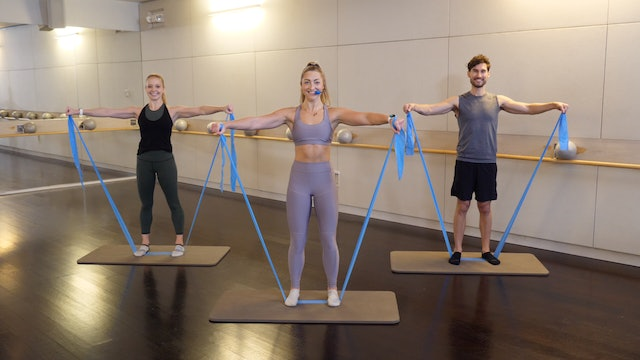 Band Barre with Kate Havlicek