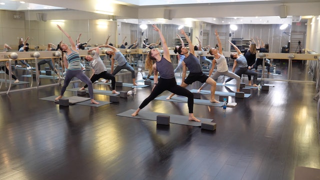 Power Yoga with Erin Jacques, 5.19.19