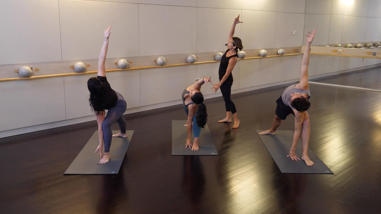30-minute Power Yoga with Erin Jacques