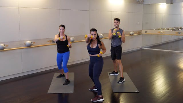 Cardio Blast with Nicole Uribarri