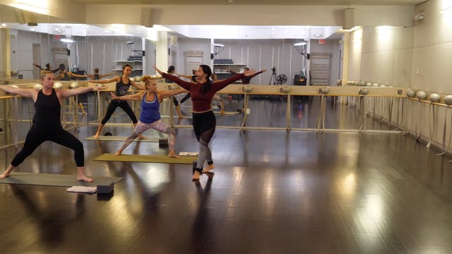 In-studio: Power Yoga with Nicole Uri...