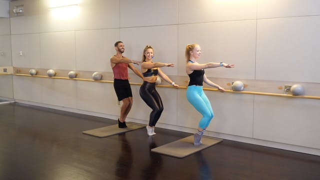 Bodyweight Barre with Kate Havlicek