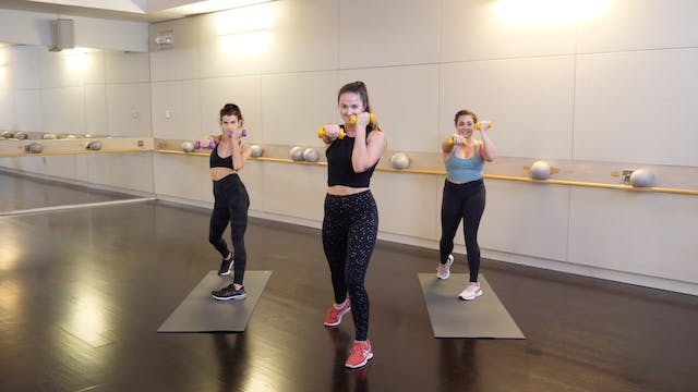 Cardio Blast in 15 with Leah Hassett 2