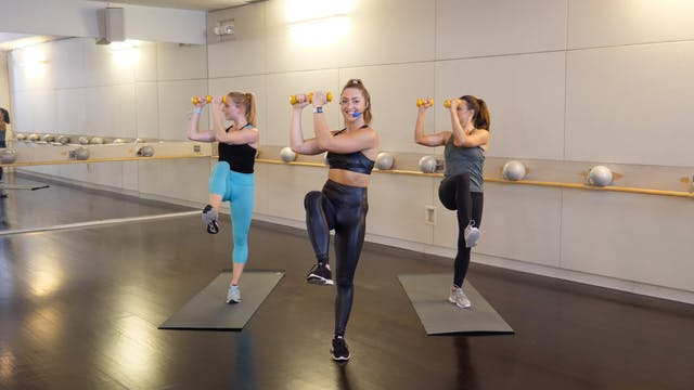 20-minute Cardio Blast with Kate Havl...