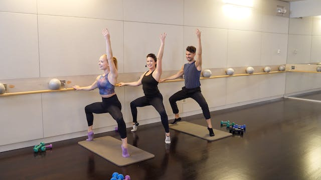 Barre with Sarah Ambrose 3