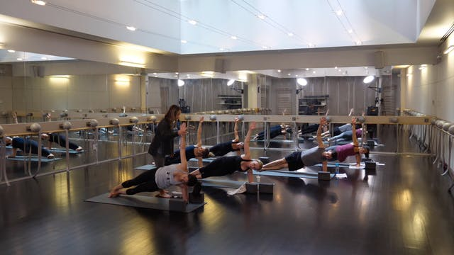 In-studio: Power Yoga with Erin Jacques, 5.29.19