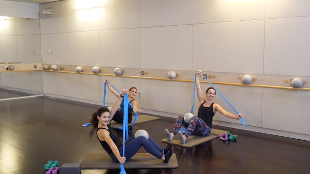 Advanced Barre with Antonella James