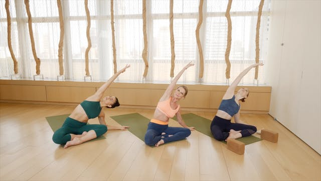 Exhale Power Yoga