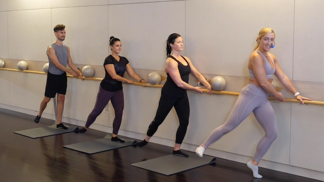 Barre with Kate Havlicek