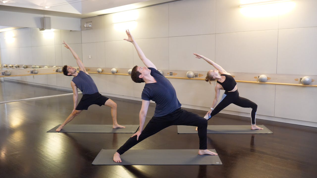 30-minute Power Yoga with Kevin Murnane