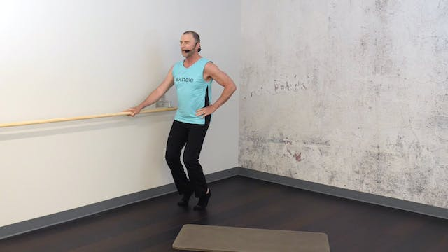 Bodyweight Barre Express with Fred De...