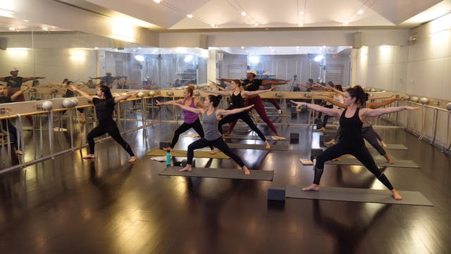 In-studio: Flow Yoga with Nicole Urib...