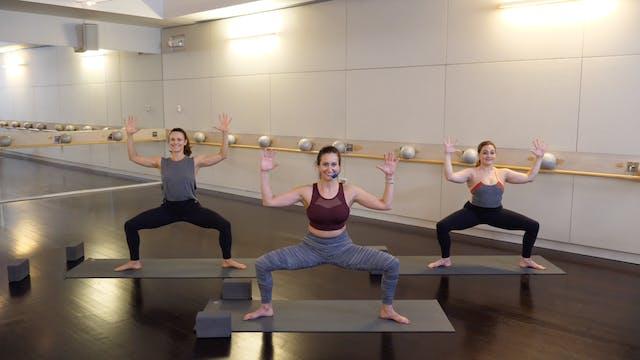 30-Minute Flow Yoga with Liz Wexler