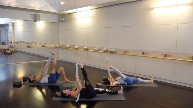 Deep Stretch with Liz Wexler
