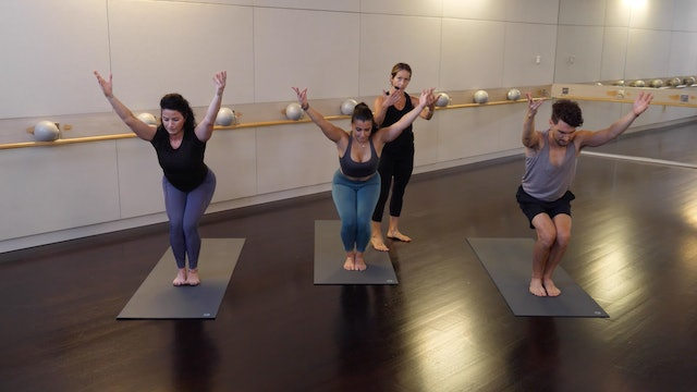 Power Flow Yoga with Erin Jacques