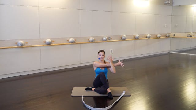 5-minute Cool Down with Leah Hassett