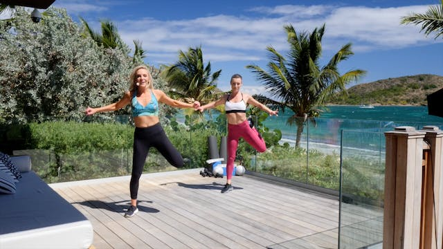 Tropical Cardio Dance