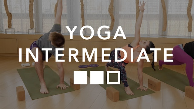 Yoga Intermediate