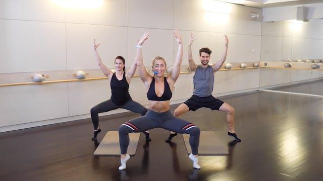 Bodyweight Barreless with Kate Havlicek