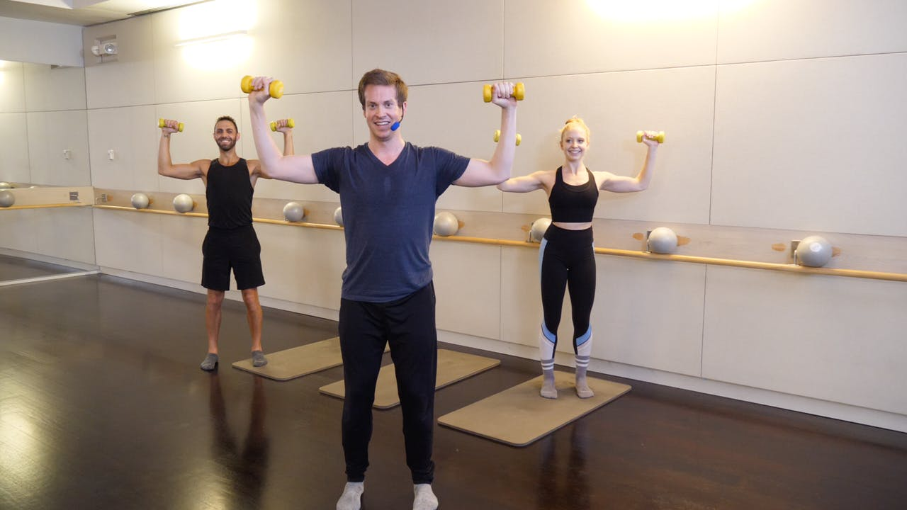 Express Barre with Kevin Murnane