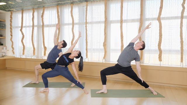 Advanced Vinyasa Flow