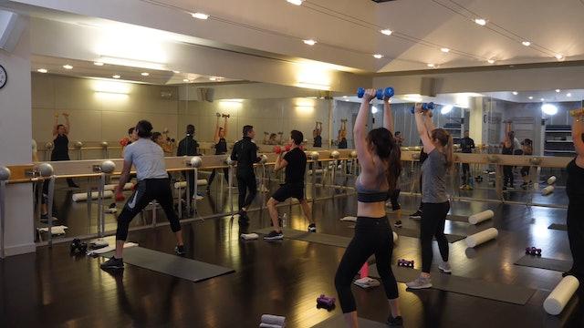 In-studio: HIIT + Recovery with Bergen Wheeler, 10.15.19