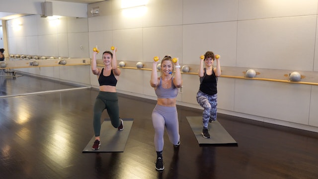 20-minute Cardio Blast with Kate Havlicek 2