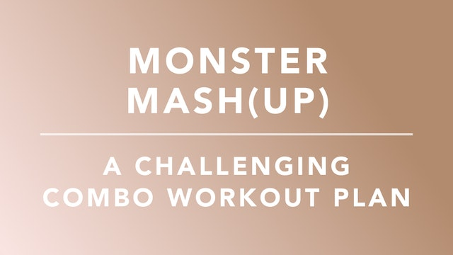 Monster Mash(up)