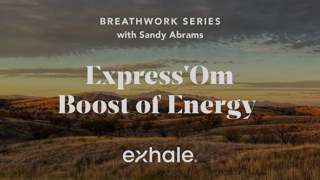 Breathwork Series: Espress'Om Boost o...
