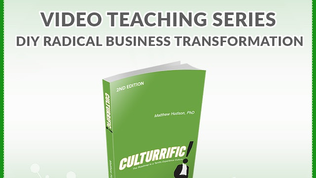 EC101 Video 2 - Corporate Culture Assessment