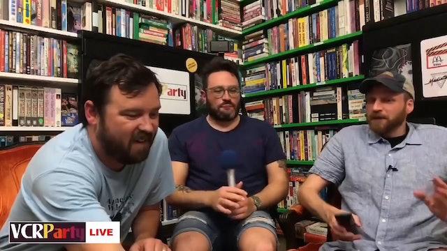 VCR Party Live!: Elliot Glazer and Edinburgh (Ep. 19)