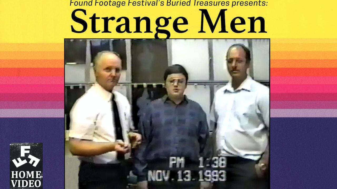 Strange Men On VHS