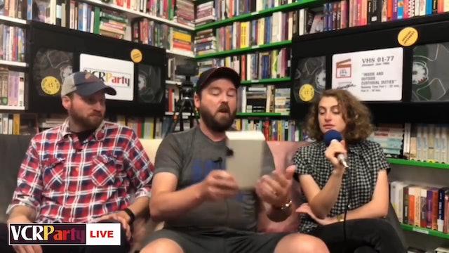 VCR Party Live!: Jo Firestone (Ep. 9)